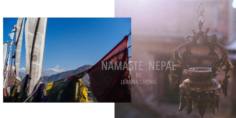namaste from Nepal